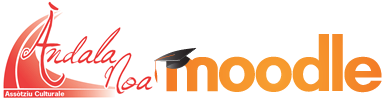 Àndala noa - Piattaforma didattica Moodle